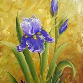Jimmie Bartlett - Blue Iris