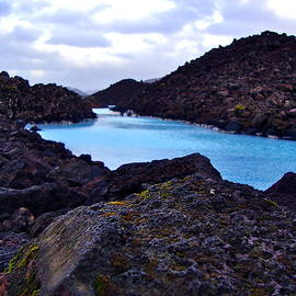 Peter McAuley - Blue Lagoon