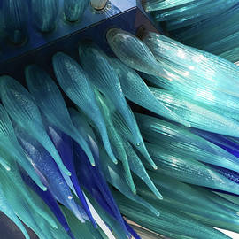 Gerlya Sunshine - Blue lines 2