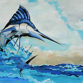 Bill Dunkley - Blue Marlin