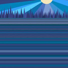 Val Arie - Blue Moonshine