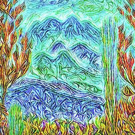 Joel Bruce Wallach - Blue Mountain Visions