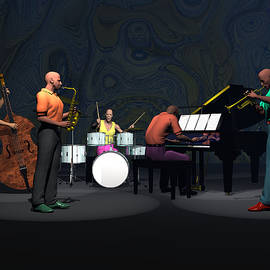 Walter Oliver Neal - Blue Note Quintet 1