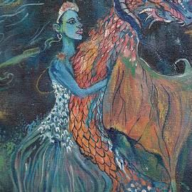 Vanessa Ortiz - Blue Princess