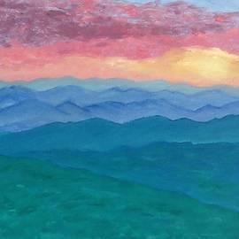 Jan Roelofs - Blue Ridge Eve
