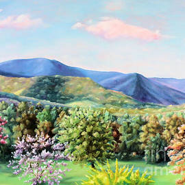 Todd Bandy - Blue Ridge Mountains