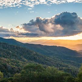 Robert Stephens - Blue Ridge Parkway NC Doubletop Light