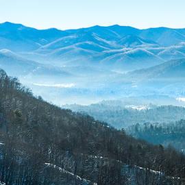 Karen Wiles - Blue Ridge Winter Wonderland