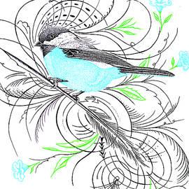 Dwayne  Hamilton - Blue Robin