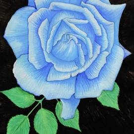 Jessica Lee Nelson - Blue Rose