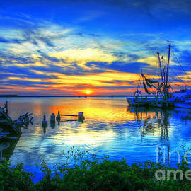 Dave Bosse - Blue Sky Sunset 2