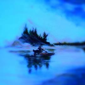 Janice Robertson - Blue Solitude
