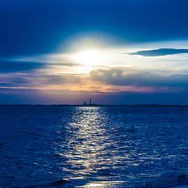 Karen Regan - Blue Sunset