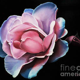 Jimmie Bartlett - Blue Tipped Rose