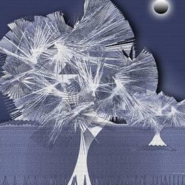 Iris Gelbart - Blue Trees