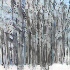 Shayne Cooper - Blue Trees