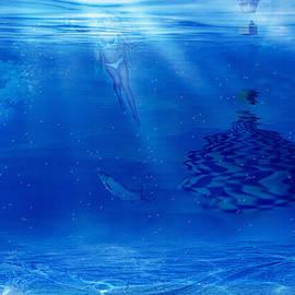 L Wright - Blue Waters Run Deep