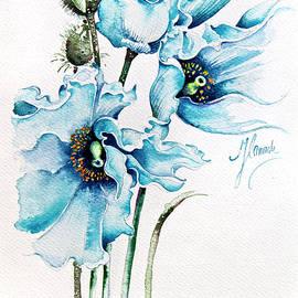 Anna Ewa Miarczynska - Blue Wind