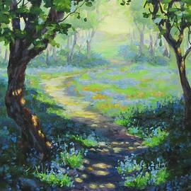 Karen Ilari - Bluebells and Sunshine