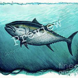Amber Marine - Bluefin Tuna