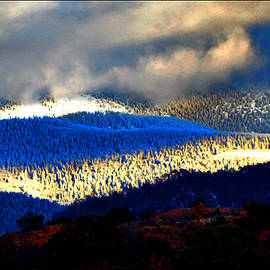 Susanne Still - BlueRay Winter New Mexico