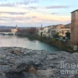 Donato Iannuzzi - Blurred Verona