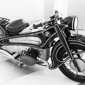 Pablo Lopez - BMW R7 1934 Prototype