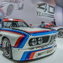 Paul Barkevich - BMW Racing