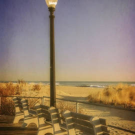 Debra Fedchin - Boardwalk Benches