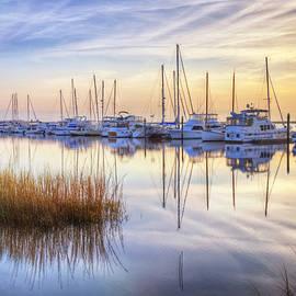 Debra and Dave Vanderlaan - Boats at Calm