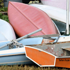 Barbara Snyder - Boats Boats and More Boats