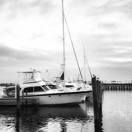 Susan Bordelon - Boats in Biloxi Harbor
