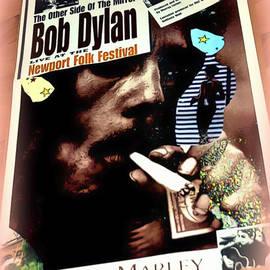 Sue Rosen - Bob Marley Collage