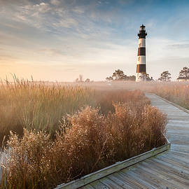 Mark VanDyke - Bodie Island Lighthouse Cape Hatteras National Seashore North Carolina