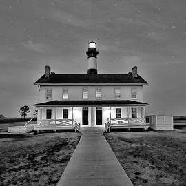 Marion Johnson - Bodie Lighthouse Night