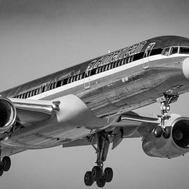 Phil Rispin - Boeing Landing 17R DFW