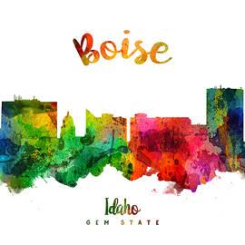 Boise Idaho 24 - Aged Pixel