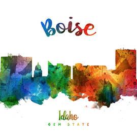 Boise Idaho 25 - Aged Pixel