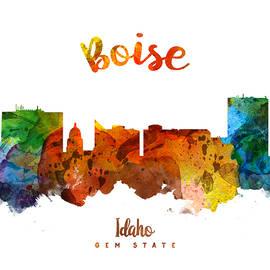 Boise Idaho 26 - Aged Pixel