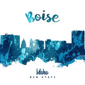 Boise Idaho 27 - Aged Pixel