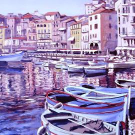 David Zimmerman - Bonjour Trieste