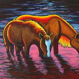 Joe  Triano - Brood Mare and Stallion