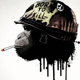 Nicklas Gustafsson - Born To Kill