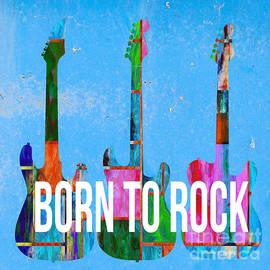 Born To Rock - Edward Fielding