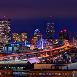 Jeff Stallard - Boston at Night 432