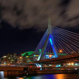 Jeff Stallard - Boston at Night 438