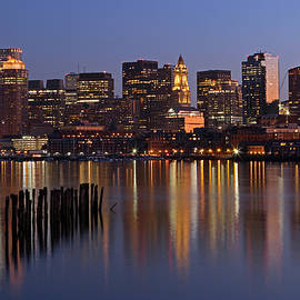 Juergen Roth - Boston By Night