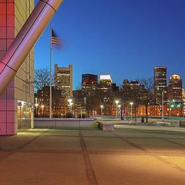 Juergen Roth - Boston Convention and Exhibition Center Architecture