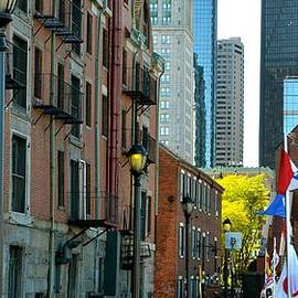 Corinne Rhode - Boston Custom House