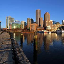 Juergen Roth - Boston Fan Pier